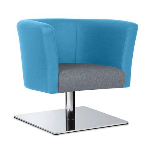 Tub Chair, Square Base (AX4)