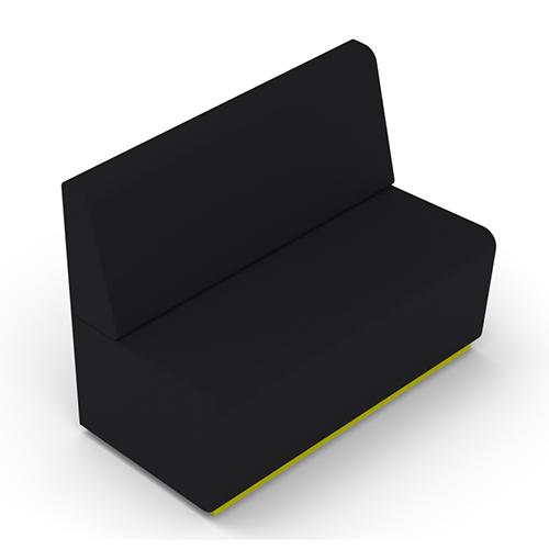 Brook 2-Seater, Low Back (BRK1)