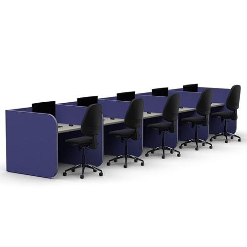 5 Person, low level, Side by Side (FSWB5)