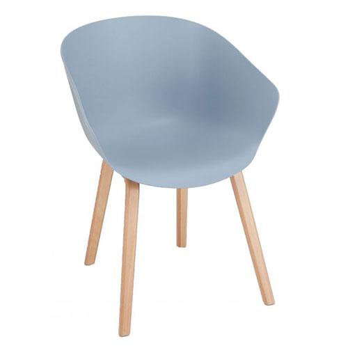 Fully Upholstered, Beech Leg Frame (HT2)
