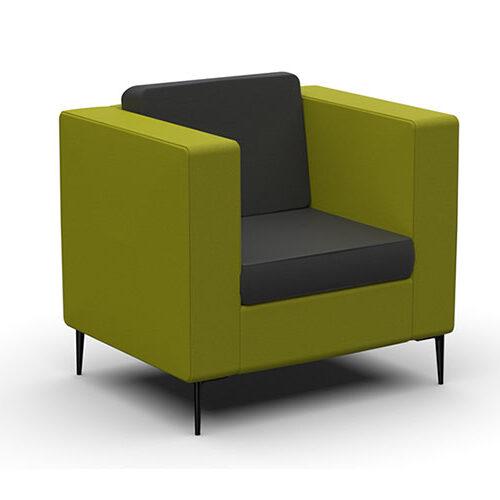 Armchair, Metal Legs (HW1)