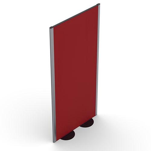 1800mm High Straight Floor Standing Screen