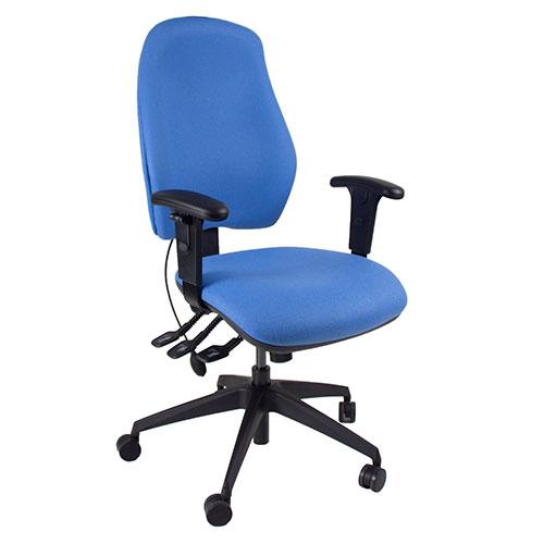 Extra High, Fully Upholstered Back (KX6/M4)