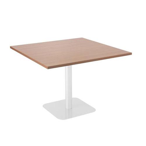 600mm Square Table on Square Base (PT1)