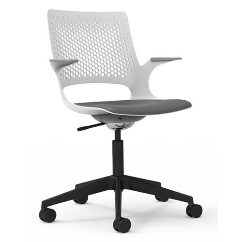 White Shell, Upholstered (SOL2)