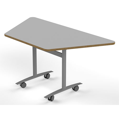 Trapezoidal Table, 600mm or 800mm deep (SPN1)