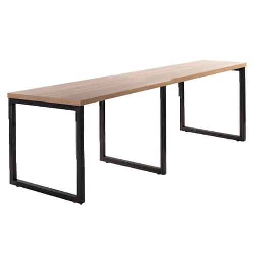 Table with Intermediate leg, 700mm deep, 740mm high (ALF3)