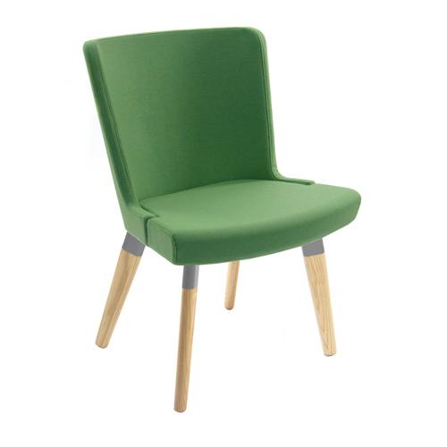 Fully Upholstered, Wooden Legs (FL1)