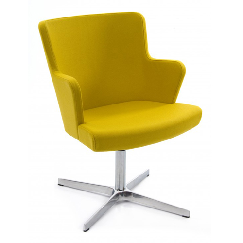 Fully Upholstered, 4 Star Base with Arms (FL2/A)