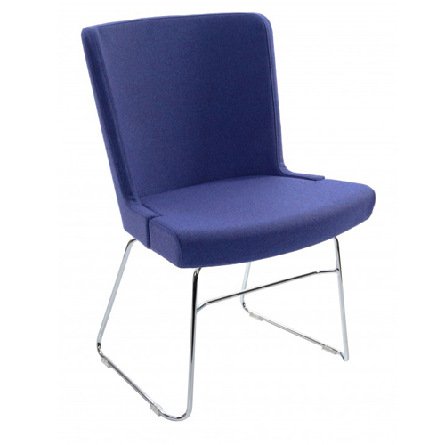 Fully Upholstered , Skid Base (FL3)