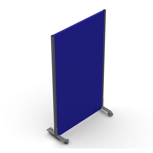High Straight Floor Standing Screen